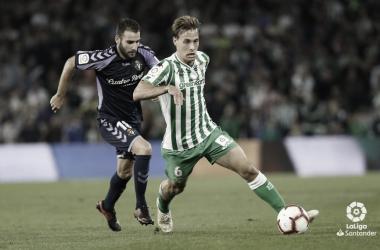 Análisis del Real Betis- Valladolid, partido que se vivirá en el Benito Villamarín