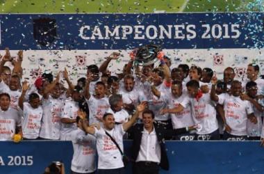 El Torneo del Inca es el primer campeonato conseguido por el equipo trujillano en sus 19 años de historia (Foto: depor.pe)