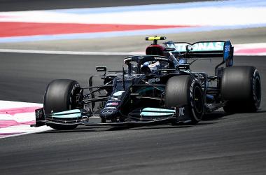 Valtteri Bottas en el Paul Ricard. Vía: motorsport.com
