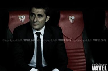 Valverde lamentó la eliminación europea y protegió a Beñat | Foto: VAVEL