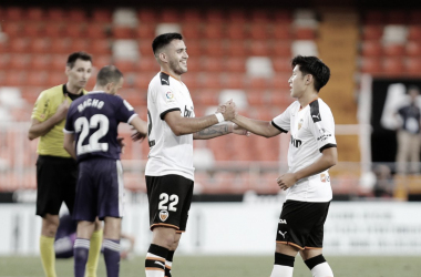 Valencia bate Valladolid e volta a vencer após quatro jogos em LaLiga