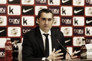 Valverde: ''Ellos se juegan mucho, pero para nosotros este partido no es menos importante''