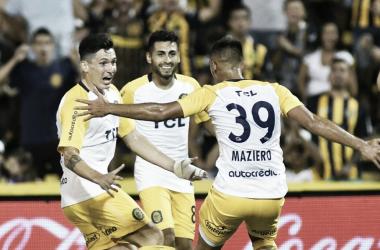 Buena victoria del Canalla (Foto: Web).