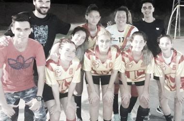 UNIÓN. Es la palabra clave para describir a este equipo que cada día busca superarse. Foto: Nicolás Castillo-Vavel Argentina