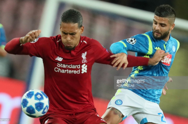 Napoli vs Liverpool: Live Stream TV Updates and How to Watch Champions League Match 2019