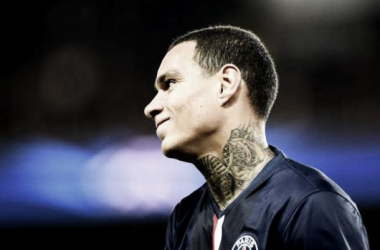 Gregory van der Wiel insists that he is happy with life at Paris Saint-Germain