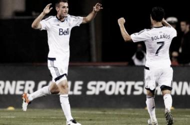 Vancouver Whitecaps score three unanswered goals, stun Columbus Crew SC