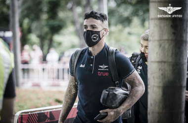 Divulgação/Bangkok United