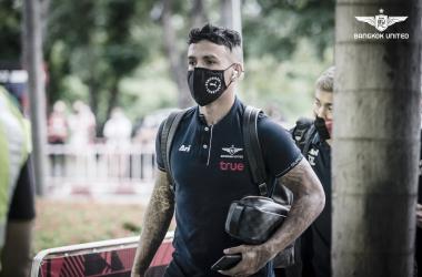 Divulgaçõo/Bangkok United
