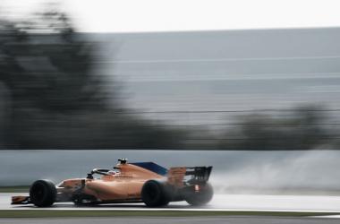 El buen tiempo provoca un baile de vueltas rápidas en el Circuit. Fuente: Vandoorne