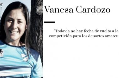 """Vanesa Cardozo: """"Si se decide volver para atrás, el club volverá a cerrarse"""""""