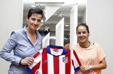 Vanesa García, primer refuerzo del Atleti Féminas