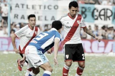 Atlético de Rafaela - River Plate: el historial