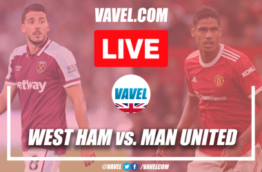 As it happened: West Ham 1 - 2 Manchester United