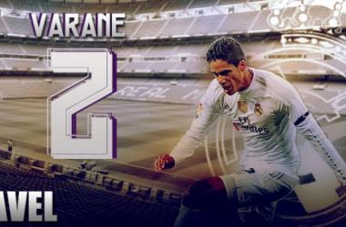 Real Madrid 2015: Raphael Varane