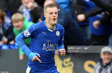 Memorable Match: Leicester City 1-0 Crystal Palace: Vardy scores seven in a row as Foxes move closer to top four