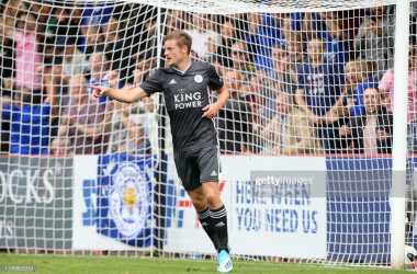 Cheltenham Town 1-2 Leicester City: Foxes fight back to continue perfect pre-season campaign