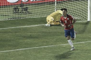 Edu Vargas fa sognare il Cile: è finale! Battuto 2-1 un grande Perù