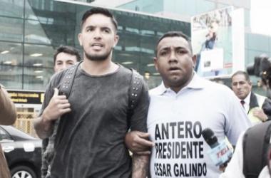 Vargas llega a Lima arrastrando una lesión en la rodilla. (FOTO: depor.pe)