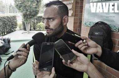 El segundo arquero de Atlético Nacional sacó su arco invicto en los dos partidos que jugó ante Envigado y Cortuluá. Foto: Juan Camilo Álvarez Serrano