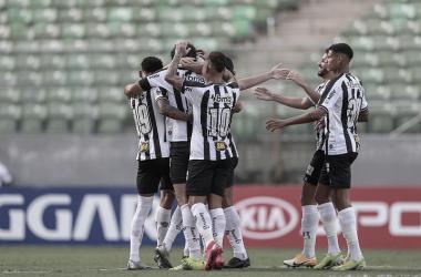 Vargas marca, Atlético-MG bate Patrocinense e mantém invencibilidade no Mineiro