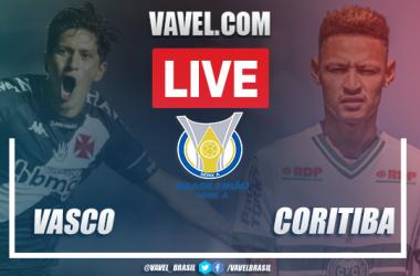 Gols e melhores momentos deVasco 0x1 Coritiba pelo Campeonato Brasileiro 2020