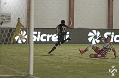 Gabriel Pec comemora o primeiro gol (Foto: Rafael Ribeiro/Vasco)