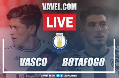 Gols e melhores momentos Vasco x Botafogo pelo Brasileirão 2020 (3-0)