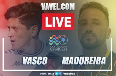 Gols e Melhores Momentos de Vasco 2 x 2 Madureira
