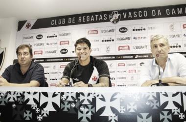 """Meia Giovanni Augusto mostra confiança em chegada ao Vasco: """"Coisas boas acontecerão"""""""
