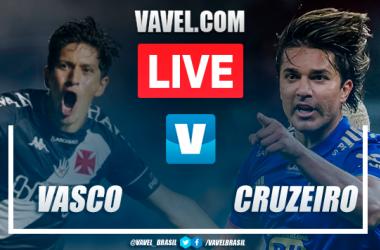 Gols e melhores momentos Vasco 1x1 Cruzeiro pela Série B