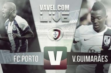 Resultado Porto x Vitória Guimarães na Liga NOS (3-0)