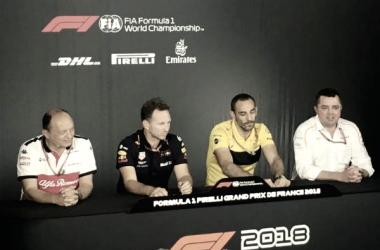 """Frédéric Vasseur: """"Estoy presionando a Leclerc para que siga motivado en las próximas carreras"""""""