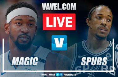 Pontos e melhores momentos Orlando Magic 100 x 101 San Antonio Spurs pela Pré-temporada NBA
