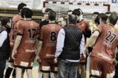 Bada Huesca vence tras un mal incio