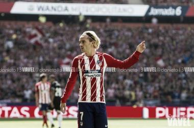 Presidente do Atlético de Madrid desmente saída de Griezmann e brinca com rumores de ida ao PSG