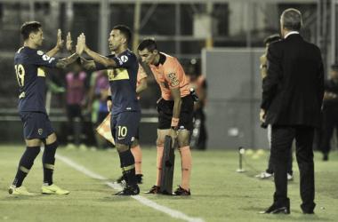 """Mauro Zárate: """"No hubo ni va a haber ningún problema con Tévez"""""""