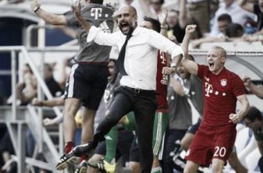 """Pep Guardiola valoriza vitória sobre Hoffenheim: """"Últimos dez minutos foram algo louco"""""""