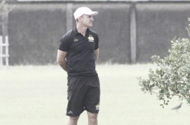 Grizzo (foto) comandará o Tigre nas duas partidas finais da Série B | Foto: Fernando Ribeiro/Criciúma E.C./Arquivo