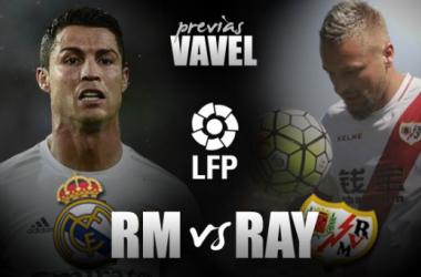 Buscando diminuir a diferença para os líderes, Real Madrid recebe Rayo Vallecano
