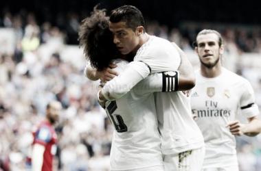 Cristiano Ronaldo bate outro recorde e Real Madrid vence com facilidade o Levante