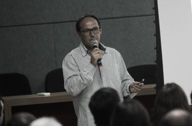 Emerson Almeida tentou esclarecer situação | Foto: Fernando Ribeiro/Arquivo/Criciúma E.C.