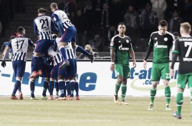 Previa Schalke - Hertha: encuentro alemán con tinte europeo