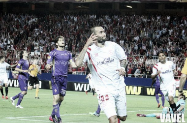 Liga Europa: Sevilha banaliza Fiorentina e abeira-se da segunda final consecutiva
