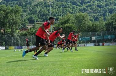 Stade Rennais FC : Premier test de pré-saison en Suisse