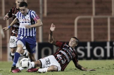 El único antecedente entre ambos clubes se remonta al año pasado, fue victoria del Expreso.│Foto: Diario Los Andes.