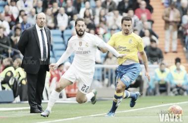 Rafa Benítez elogia elenco após boa vitória diante do Las Palmas
