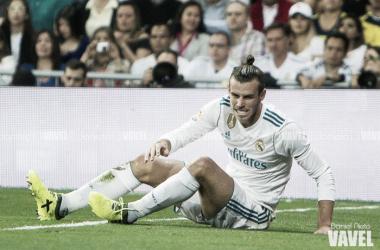 Bale sofre nova lesão na panturrilha e ficará um mês fora dos gramados