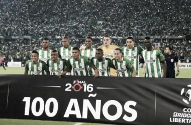 (Foto: Divulgação/ Atlético Nacional)