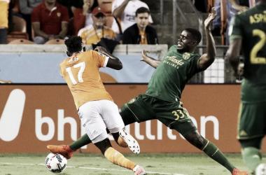 Dynamo y Timbers no se hacen daño